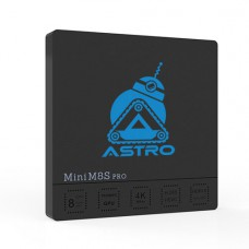 Astro Mini M8S PRO Android TV Box 3GB/32GB
