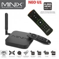 Minix Neo U1 4K Ultra HD Android TV Box