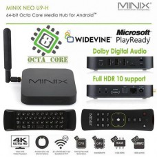 MINIX NEO U9-H 4K Ultra HD Android TV Box 2GB/16GB